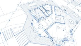 Architecture design: blueprint plan