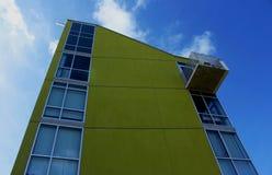 Rita Atkinson Residences building, UCSD. The architecture design of the Rita Atkinson Residences building at UCSD, San Diego, California. Rita Atkinson stock images