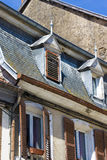 Architecture detail. This pict was taken in France Stock Photography