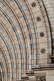 Architecture detail. Of london's natural history museum Stock Photo