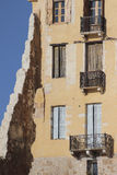 Architecture detail, Chania Royalty Free Stock Photo
