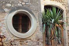 Architecture detail, Chania Stock Photography