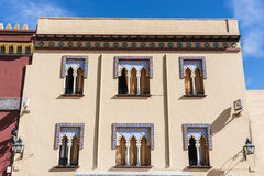 Architecture detail in Cordoba, Andalusia, Spain Royalty Free Stock Images