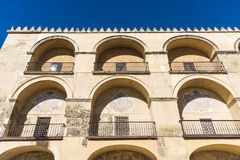 Architecture detail in Cordoba, Andalusia, Spain Stock Images