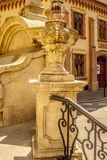 Architecture detail. In Cracow, Poland Royalty Free Stock Photos