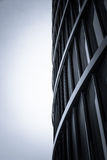Architecture detail of Cuatro Torres Business Area (CTBA) buildi royalty free stock photography