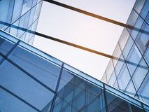 Architecture detail Glass Facade Modern Building Abstract Background. Architecture detail Glass Facade steel frame Modern Building Abstract Background royalty free stock photo