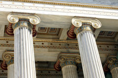 Architecture detail from Greece Stock Images
