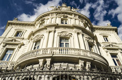 Architecture detail in Madrid, Spain Royalty Free Stock Photos