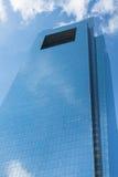 Architecture detail - Philadelphia downtown glass building - Pen Stock Photo