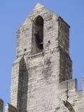 Architecture detail of Pont Saint-Bénézet, Avignon, France Stock Photography