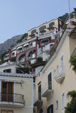 Architecture detail in Positano, Italy Royalty Free Stock Photo