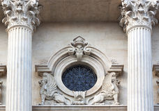 Architecture detail Royalty Free Stock Photography