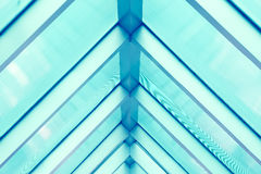 Architecture detail of roof, abstract background Royalty Free Stock Photography