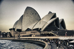 Architecture detail of Sydney Royalty Free Stock Images