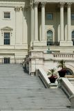 Architecture Detail - US Capitol. Architecture Detail of the US Capitol Royalty Free Stock Photo