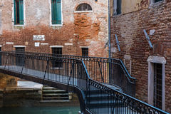 Architecture detail in Venice, Italy Stock Images