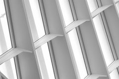 Architecture Detail of Windows Royalty Free Stock Image