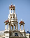 Architecture details. In valencia in Spain Stock Photos