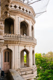 Architecture details of Charminar Hyderabad Stock Photos
