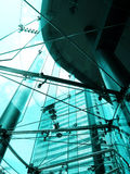 architecture details modern Στοκ Φωτογραφίες
