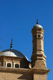 Architecture details of Mohamed Ali Mosque Royalty Free Stock Images