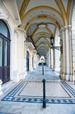 Architecture details of passage in Vienna. Austria Royalty Free Stock Photos