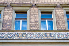 Architecture Details Prague Royalty Free Stock Images