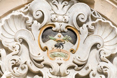 Architecture details, Siracusa, Sicily, Italy Royalty Free Stock Photo