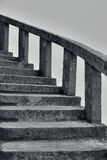 Architecture details, Stone Stairs Royalty Free Stock Photo