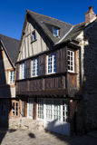 Architecture of Dinan Royalty Free Stock Photos
