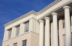 Architecture of downtown of Charleston Royalty Free Stock Photography
