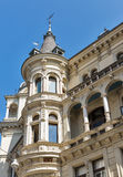 Architecture of the downtown in Graz, Austria. Royalty Free Stock Image