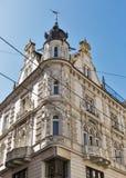Architecture of the downtown in Graz, Austria. Stock Photo
