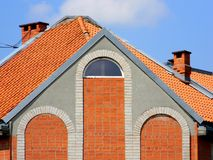 Architecture drôle d'école de musique Image libre de droits