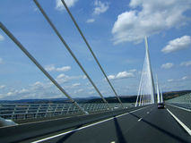 Architecture du plus long pont du monde Photo libre de droits