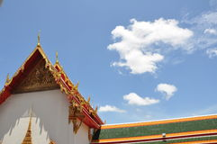 ARCHITECTURE du Siam Image stock