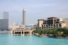 Architecture in Dubai Stock Image