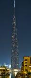 Architecture Dubai Burj Khalifa, United Arab Emirates Stock Photos