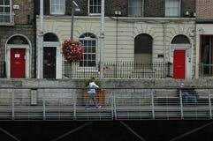 Architecture in Dublin, Ireland Stock Photo