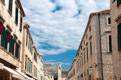 Architecture in Dubrovnik Stock Photography