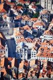 Architecture of Dubrovnik, Croatia Stock Photos