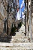 Architecture of Dubrovnik, Croatia Stock Photography