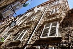 Architecture of Dubrovnik, Croatia Stock Image
