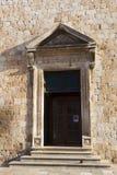 Architecture of Dubrovnik Stock Photo