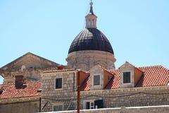 Architecture in Dubrovnik Stock Photo