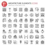 Architecture Elements Stock Photo