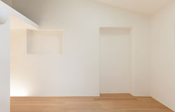 Architecture, empty room Royalty Free Stock Images