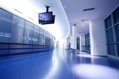 Architecture, empty vestibule Stock Photos
