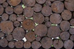 Architecture en bois Photos stock